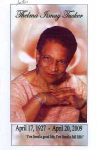 Thelma Wilson-Tucker