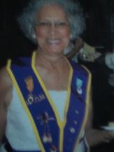Sister Gloria Tuzo PPGM